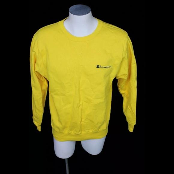 Champion Other - VTG 1998 Champion Spell Out Crewneck Sweatshirt Sw